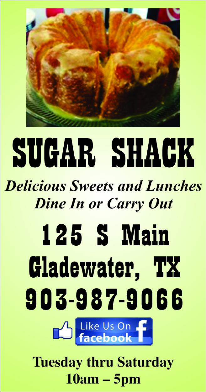 Sugar Shack Gladewater