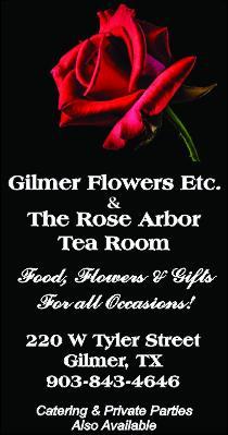 Gilmer Flowers Gilmer