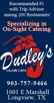Dudleys Cajun Cafe Longview