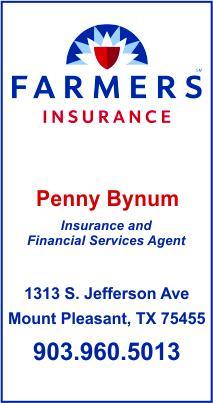 Farmer's Insurance Mt Pleasant
