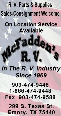 Mcfaddens Rv