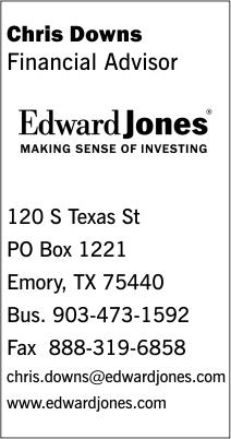 Edward Jones Chris Downs