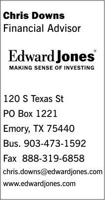 Edward Jones Chris Downs