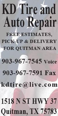 KD Tire Quitman