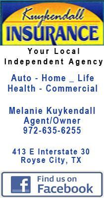 Kuykendall Insurance Royse City