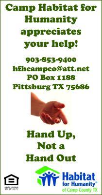Camp Habitat for Humanity Pittsburg