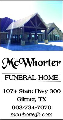 McWhorter Funeral Home Gilmer