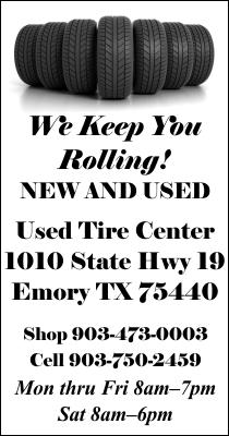 Used Tire Center Emory