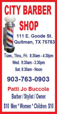 City Barber Winnsboro
