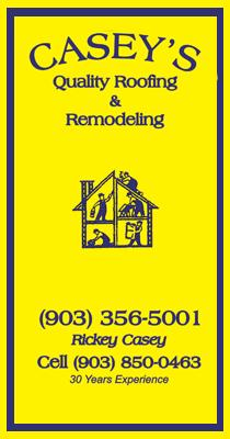 Casey's Roofing
