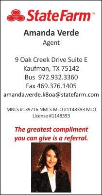 state farm amanda