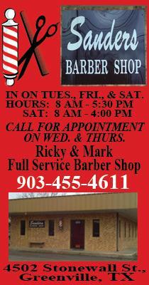 Sander's Barbershop
