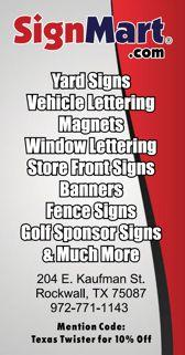 Sign Mart Rockwall