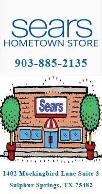 Sears Home Town Store Sulphur Springs