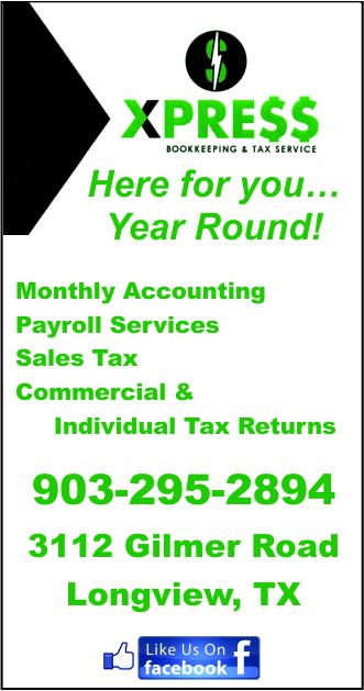 Xpress Tax Longview
