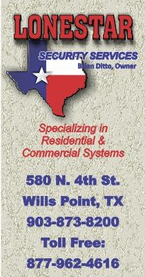 Lone Star Wills Point