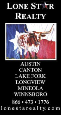 LONE STAR LAKE FORK