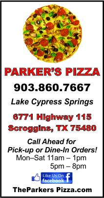 Parkers Pizza MT Vernon